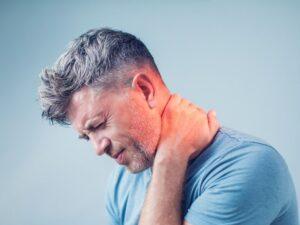 dolor de cuello
